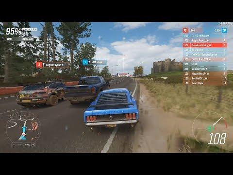 Forza Horizon 4 - Some decent Ranked Adventure Races thumbnail