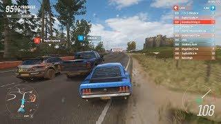 Forza Horizon 4 - Some decent Ranked Adventure Races