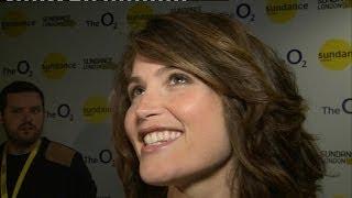 Gemma Arterton interview: Swearing, the giggles and interrupting interviews