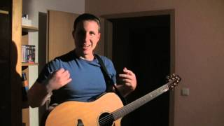 how to relax while practicing the guitar