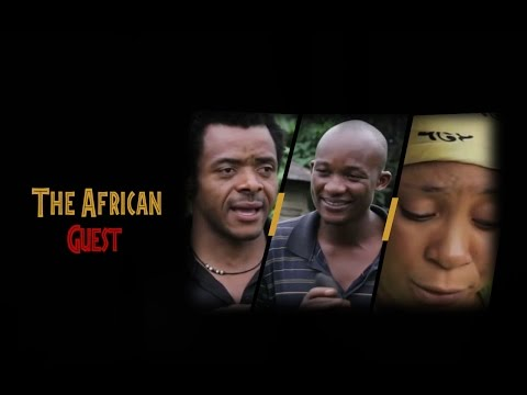 THE AFRICAN GUEST