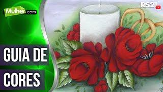 Luciano Menezes – Guia de cores Parte 1/2