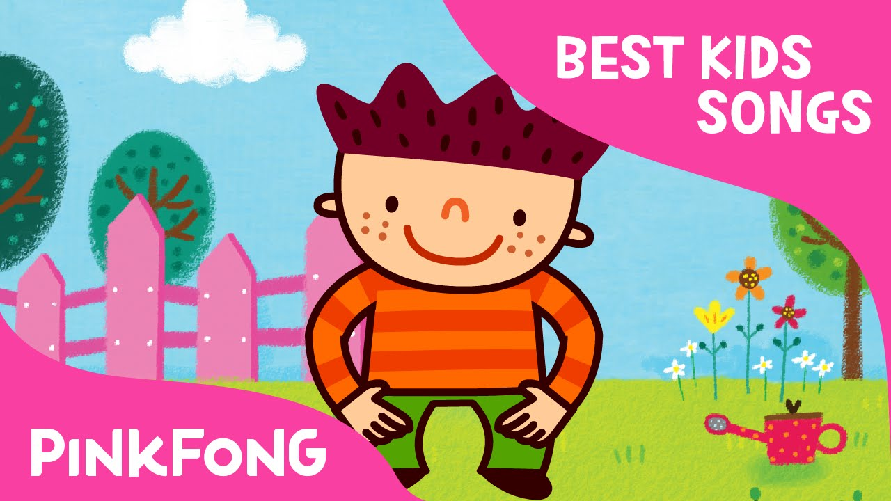 head shoulders kids songs pinkfong songs children youtube