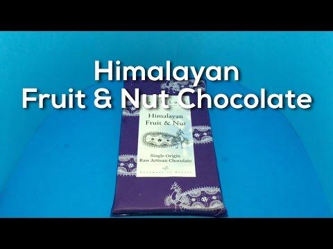 Earth Loaf Himalayan Fruit & Nut Chocolate