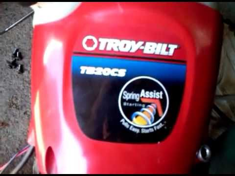 Watch also 361099608680 besides How to Replace the Carburetor on a TroyBilt TB130 Lawn Mower also Drive additionally 6hunh Poulan Ppb 150e 31cc Gas Trimmer Cuts Off When. on troy bilt trimmer diagram