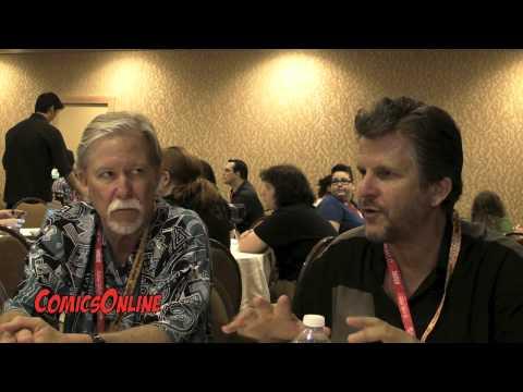 SDCC 2012: Grimm - Jim Kouf and David Greenwalt