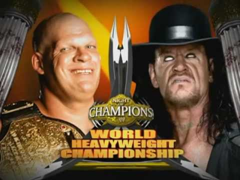 Wwe night of champions 2010 match card v1 youtube - Night of champions 2010 match card ...