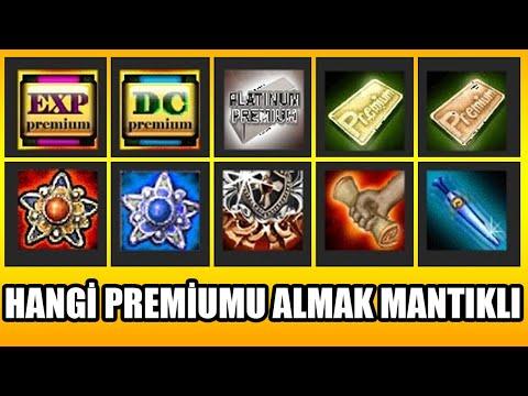 Knight Online Hangi Premiumu Almak Daha Mantıklı ?