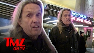 Iron Maiden Drummer Nicko McBrain No One Parties Like
