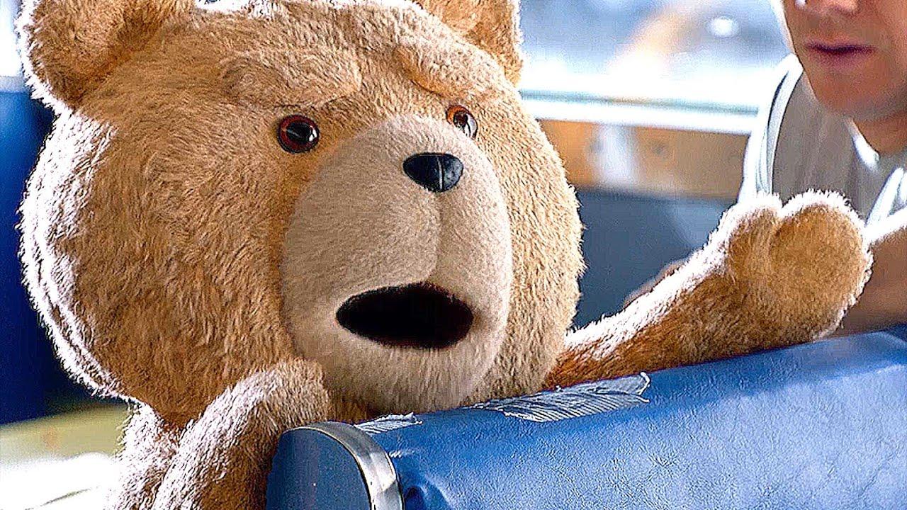 Ted 2 Trailer Deutsch