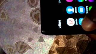 Symbian Anna on Nokia N8