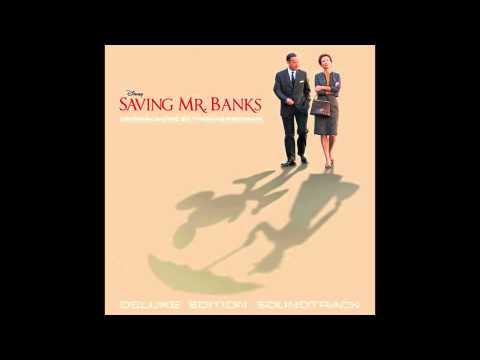 Saving Mr. Banks OST - 26. Let's Go Fly a Kite - Jason Schwartzman mp3