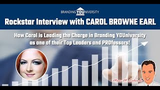 👨‍🏫 Rising Star Interview with Carol Browne Earl