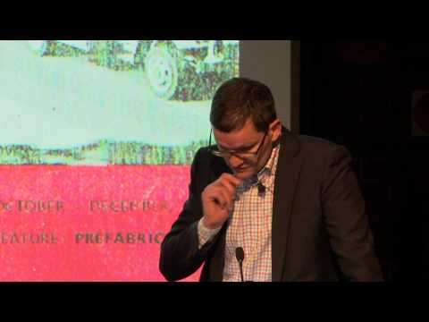 The Promise of Prefab - Dr. Mathew Aitchison, Associate Professor, University of Sydney