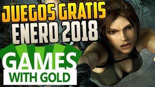 GAMES WITH GOLD: JUEGOS GRATIS !! Confirmados  XBOX 360 Y ONE Enero 2018