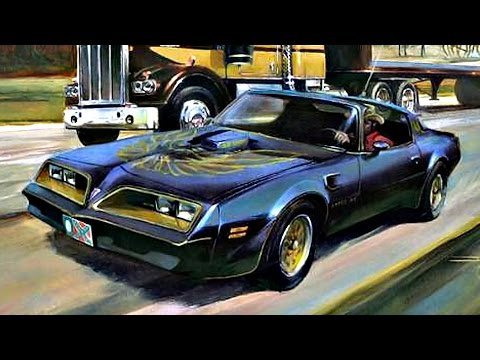 Jerry Reed  East Bound And Down Smokey and the Bandit Main Theme