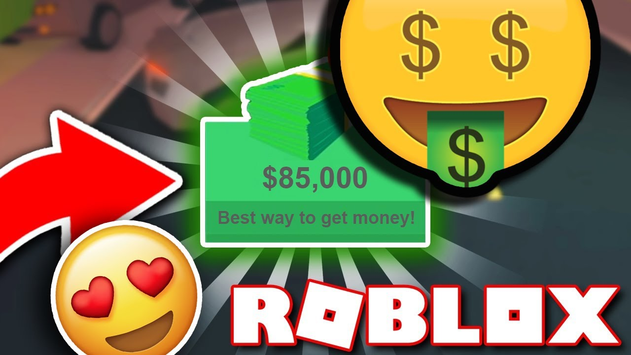 June 2019 Fastest Way To Get Cash In Roblox Jailbreak