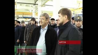 Чеченский конвейер «Приоры» начал работу Чечня.
