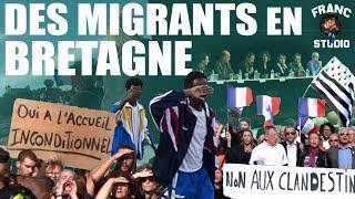 Accueil de migrants dans les anciennes gendarmeries de Allaire et Arzano - Franc Studio