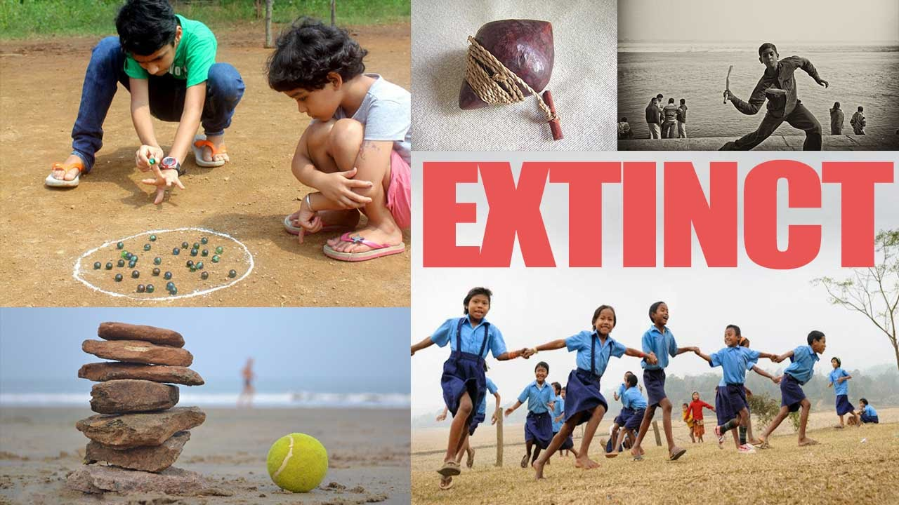 10 Indian Childhood Games On The Verge Of Extinction ...