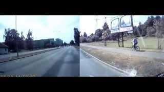 Уроки вождения видео 3