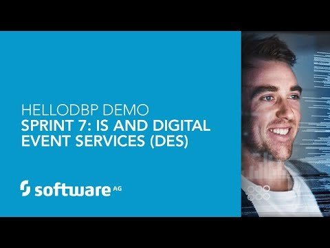 HelloDBP Demo – Sprint 7: IS and Digital Event Services (DES)