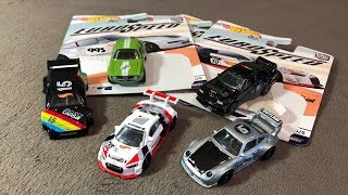 HOT WHEELS 2018 EUROSPEED Car Culture Opening & Review - Great Set!