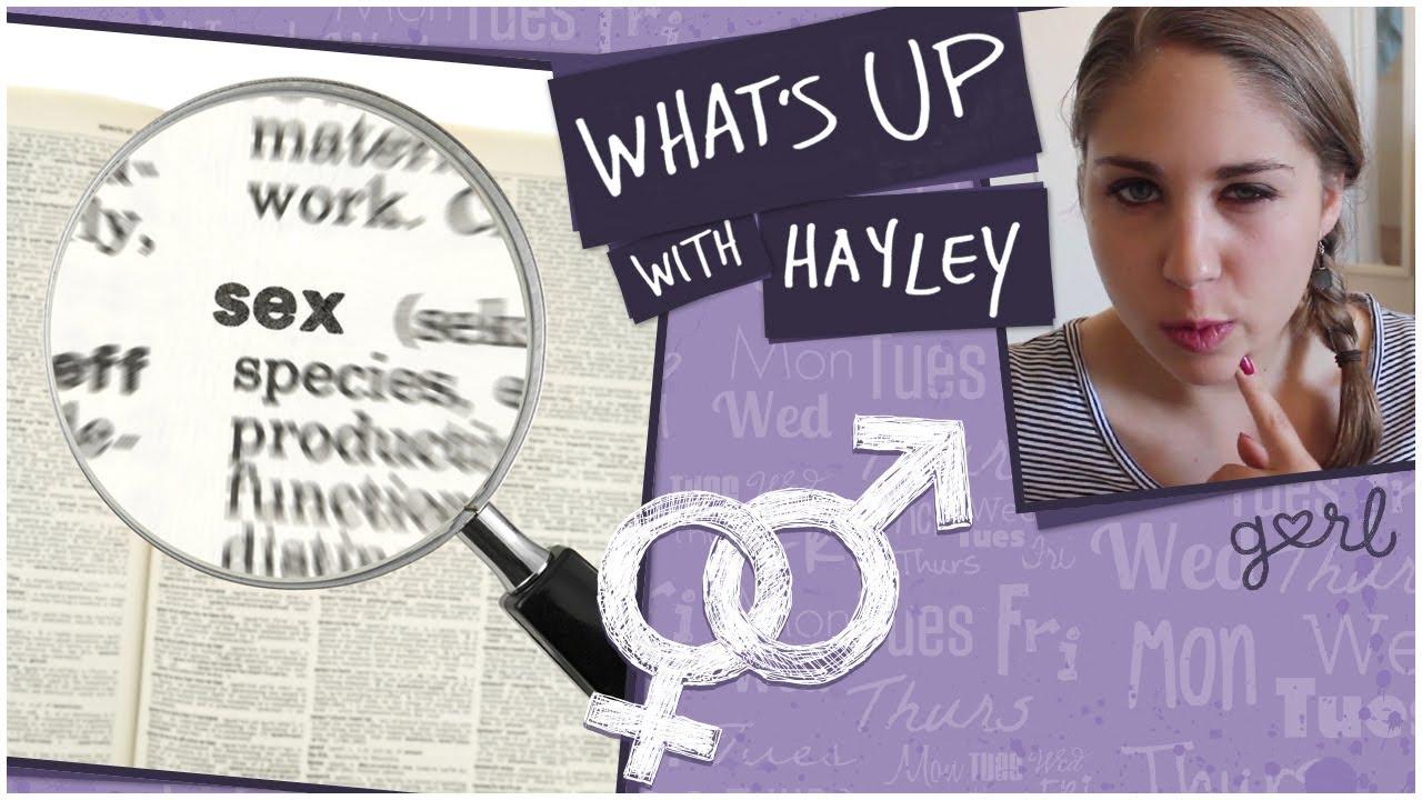 Hayley urban dictionary