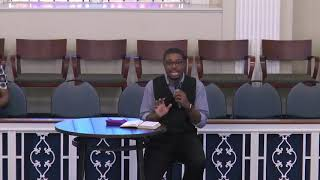 """""""Biting Off More Than We Can Chew"""" - Pastor Wallis Baxter III"""