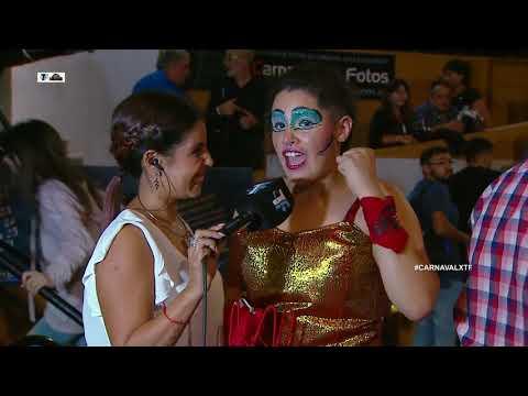 Ronda de Ganadores – Bajada Los Choby's – Carnaval 2020