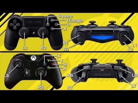 جميع مهارات فيفا 17 ALL SKILLS FIFA17 PS4 And XBOX