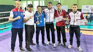 Три югорчанина стали призёрами международного турнира по боксу
