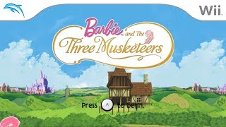 Barbie and The Three Musketeers | Dolphin Emulator 5.0-8533 [1080p HD] | Nintendo Wii