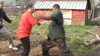 gang fight! knocked out! thumbnail