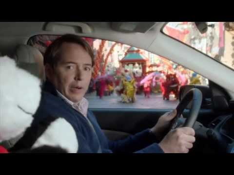 2012 Honda CRV  Matthew Broderick's Day Off  Ver