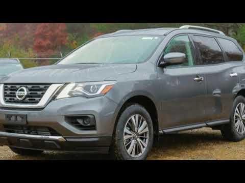 New 2019 Nissan Pathfinder Brockton MA Boston, MA #F13627
