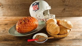 Football Ham Recipe | Homegating w/ Chef Matt Dean Pettit | NFL