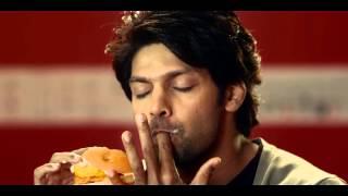 Arya WOWed by KFC's OMG Burger! thumbnail