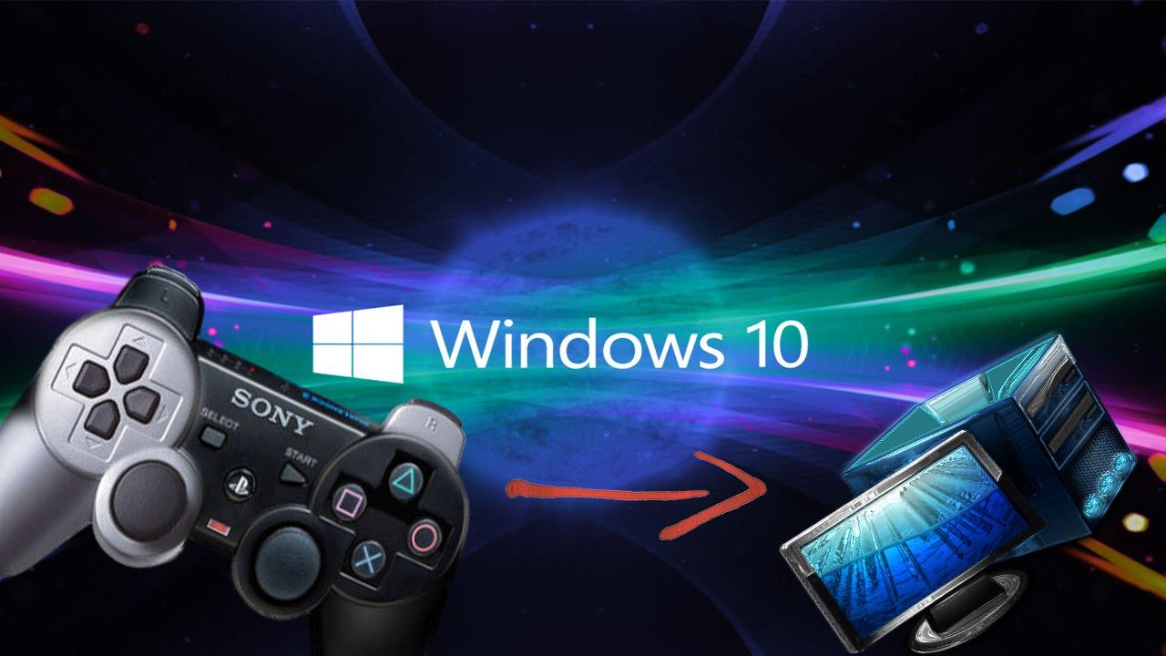 Tuto: Installer Une Manette Ps3 Sur Pc Windows 10 En 5 Min