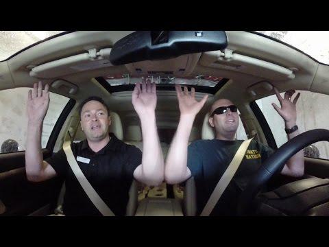 Taylor Swift Test Drive Karaoke