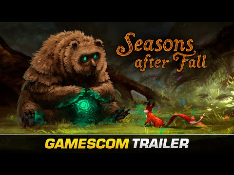 [Gamescom 2016] Seasons After Fall - Gamescom Trailer