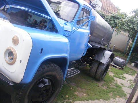 Восстановление ГАЗ 53 День 5