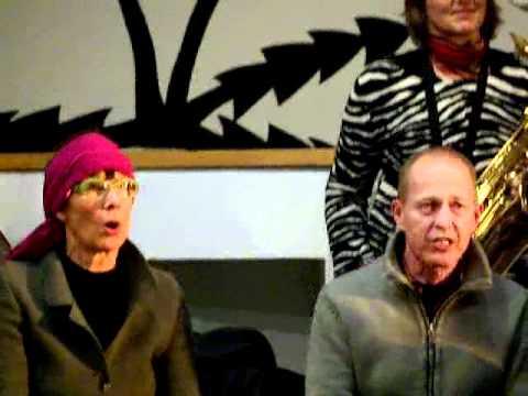 Wuppertaler Improvisations Orchester (WIO) feat. Steve Beresford 20.1.2012 Sophienkirche Wuppertal 7