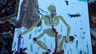 """Рисунки фэнтези из фильмов - """"властелин колец"""" и """"хоббит"""". Рисунки монстров - юниты игры Герои 3)))"""
