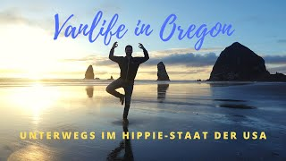 Beach-Life im Hippie-Staat Oregon! - Weltreise VLOG 09