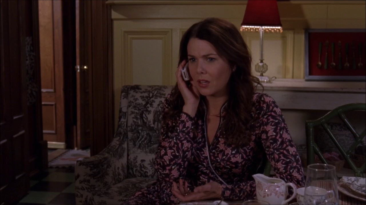Gilmore girls merry fisticuffs video — img 9