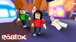 MY ADOPTED CRIMINAL FAMILY HAS BEEN PUNISHED! - Roblox