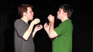 Improv Comedy: Introduction/Warm Up Games