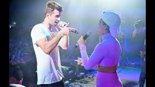 The Chainsmokers with Halsey -