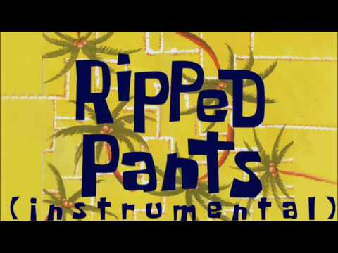 SpongeBob SquarePants: Ripped Pants instrumental